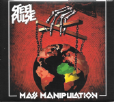 Steel Pulse - Mass Manipulation (Steel Pulse) CD